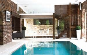 private small pool home design pool house interior designs images