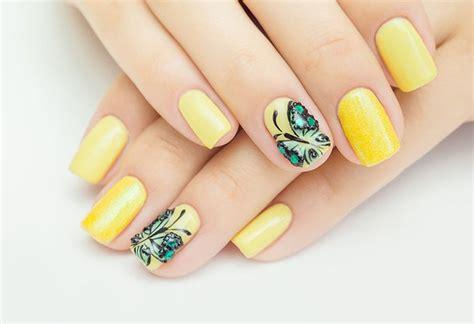imagenes uñas decoradas mariposas im 225 genes de u 241 as decoradas con dise 241 os de mariposas y