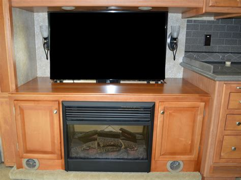 fireplaces rv renovations  classic coach works
