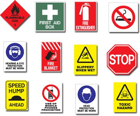 safety signs anyflip