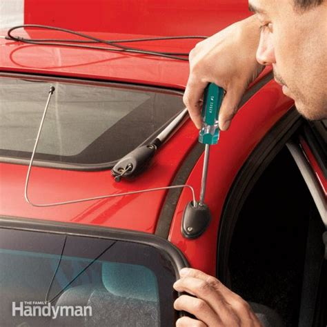 Car Antenna Types by How To Replace A Car Antenna The Family Handyman