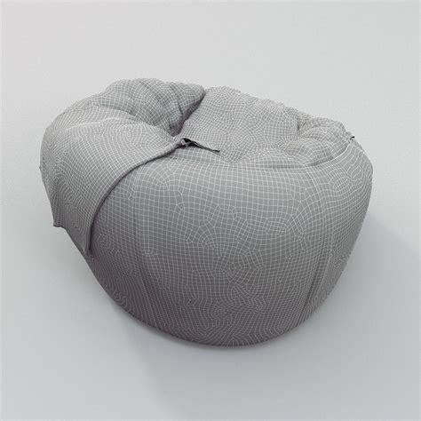 Bag Chair 3d Model