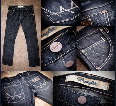 Wrangler Standart Garment the 7 icons of wrangler denim wgsn insider
