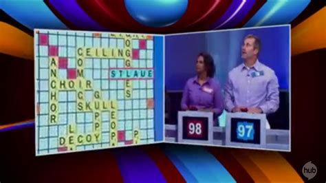 scrabble show the is right show reviews and more quot scrabble
