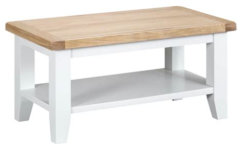 Small White Coffee Table Woodbridge Small White Coffee Table Oak World
