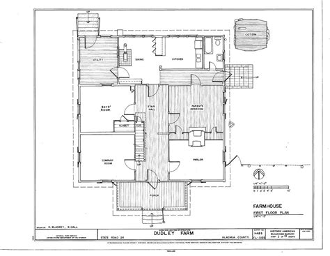 farmhouse floor plan dudley farm farmhouse