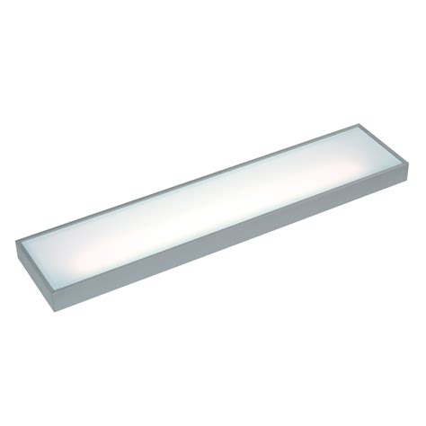 led illuminated box shelf light by lighting