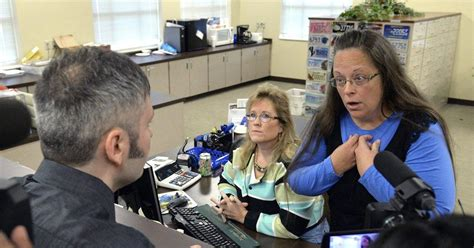 Nyc Clerk Marriage Records Ky Clerk In Marriage Fracas Married 4 Times Records Ny Daily News