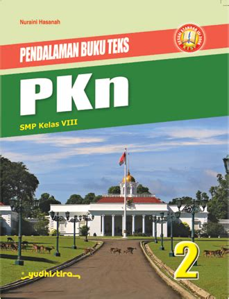 Harga Buku Pkn Yudhistira pbt pkn smp kelas 8 ktsp