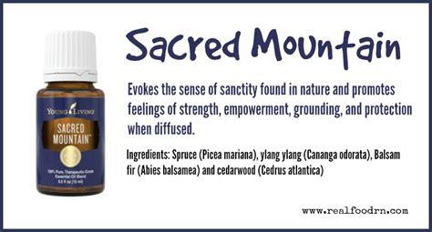 Sacred Mountain 15ml Yl sacred mountain essential real food rn
