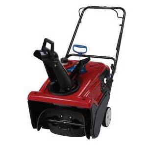 home depot toro snow blowers toro power clear 721 r 21 in single stage gas snow blower