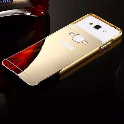 Hardcase Bumper Mirror Back Cover Samsung Galaxy Note 3 aluminum metal mirror pc back cover skin for samsung