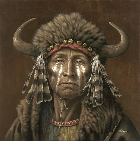 american indian painting i am american