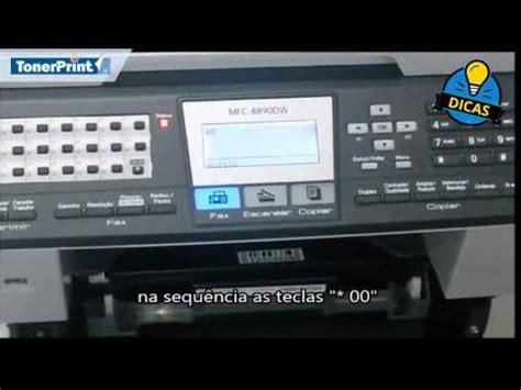 reset impressora brother mfc j430w toner print reset toner impressora brother mfc 8890dw