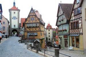 quaint town quaint german town travel places