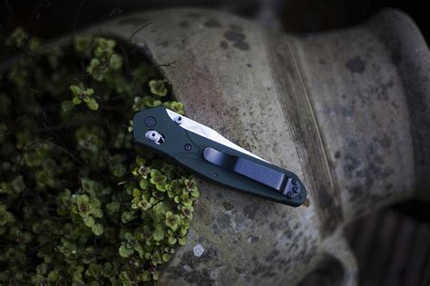 benchmade 940 review benchmade osborne 940 edc pocket knife review