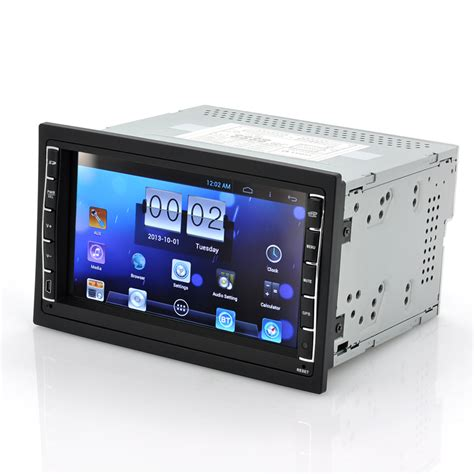 2 player android wholesale car android multimedia player 2 din car system