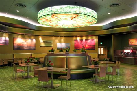 Dining Room Themes art of animation food court and menu the disney food blog