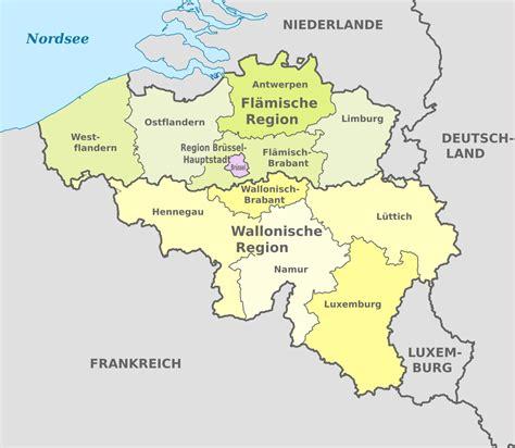 map of belgium regions datei belgium administrative divisions provinces regions