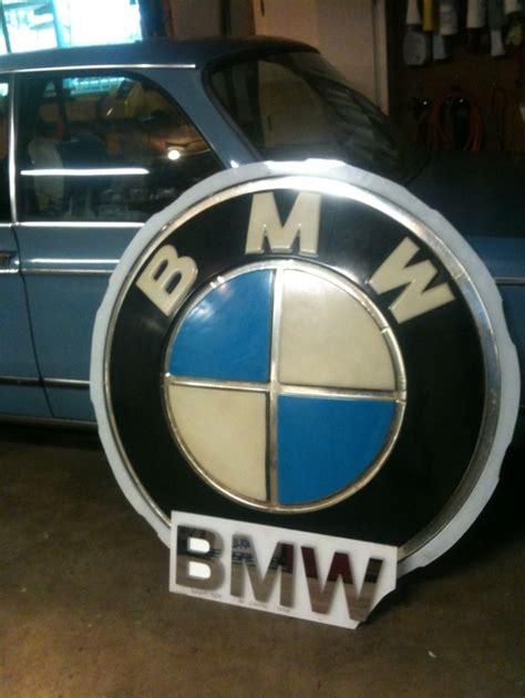 bmw dealership sign vintage dealership signs parts for sale bmw 2002 faq