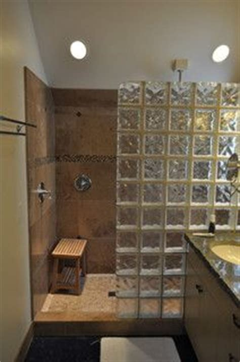 best 25+ glass block shower ideas on pinterest   small