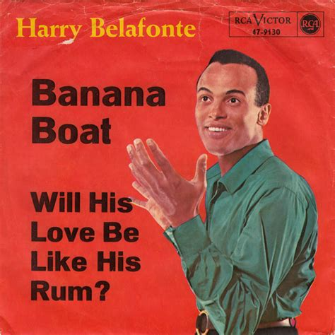 45cat harry belafonte banana boat day o will his - Harry Belafonte Day O Banana Boat