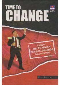 Buku How To Be An Exceptional Mendorong Kesuksesan Kepemimpinan media belanja unik jual buku time to change hari subagya