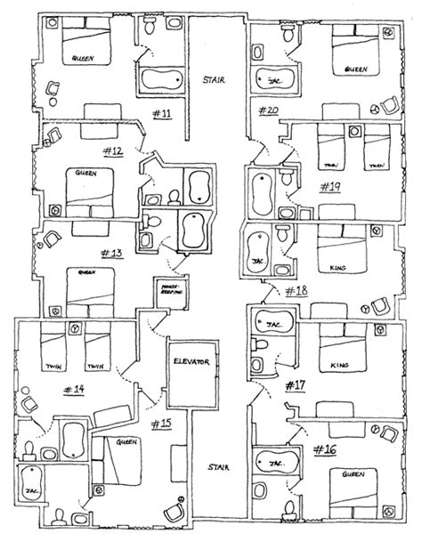 bed and breakfast floor plans bed and breakfasts inns for sale