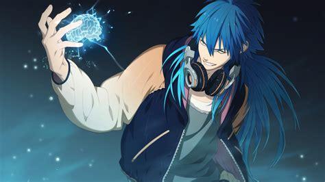 hd wallpapers of anime characters anime boy headphone aoba wallpaper hd