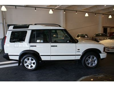 auto air conditioning service 2003 land rover discovery user handbook find used hse suv 4 6l wood tone accents front air conditioning center console power in san