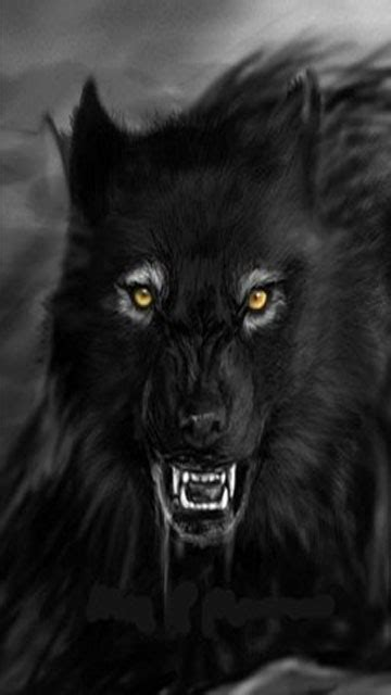 Download Wolf Cell Phone Wallpaper Gallery