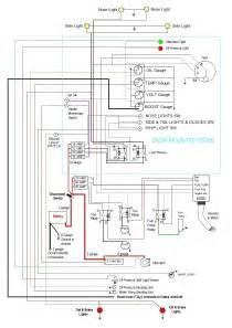 vw sand rail wiring diagram techunick biz
