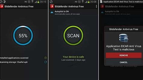 virus scan for android free antivirus for your android mobile