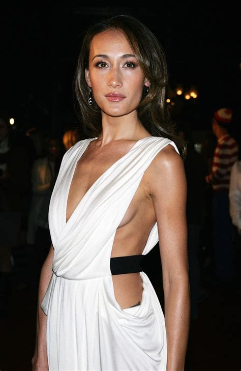hollywood actress hits photos maggie q