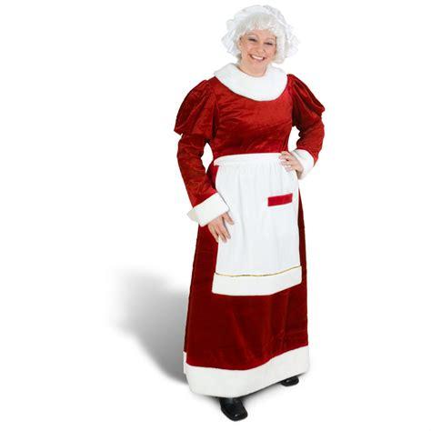 sunnywood mrs santa costume 229148 costumes at