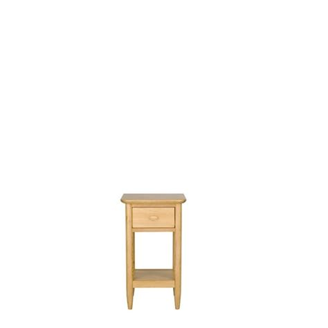 Ercol Side Table Ercol Teramo Compact Bedside Side Table At Smiths The Rink