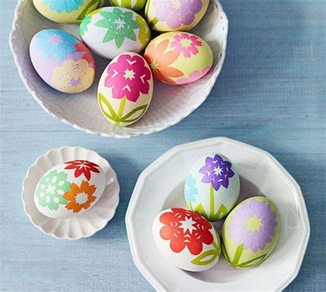 how to decorate easter eggs diycraftsguru
