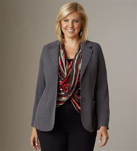 Finding Plus Size With Style And Fit by Plus Size Guidelines For Finding Suits That Fit Right