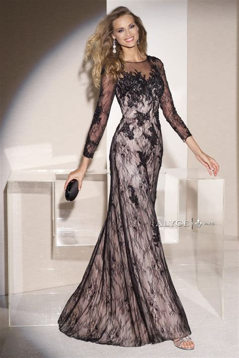 robe soiree dentelle 2015 when is suitable an evening gown your glamour