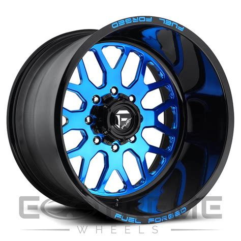 fuel wheels fuel forged ff19 custom solid color
