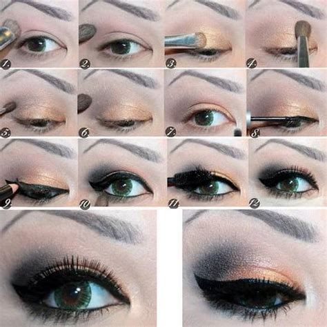 cat eyeliner tutorial step by step makeup tutorials modern magazin