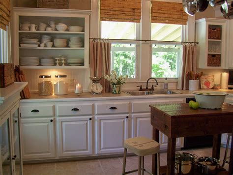 rustic farmhouse kitchen ideas simple traditional farmhouse kitchen ideas image 5
