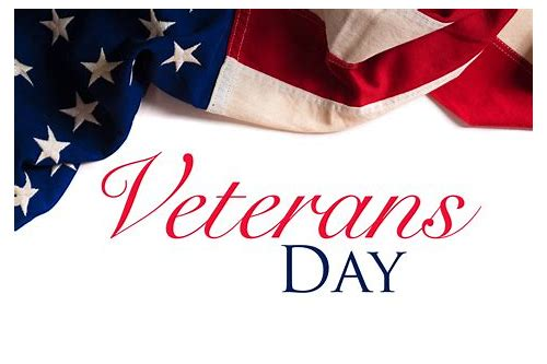 veterans day coupons and discounts 2018