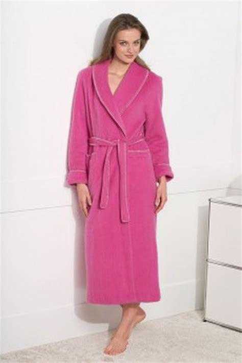 robe de chambre femme tr鑚 chaude robes de chambre femmes