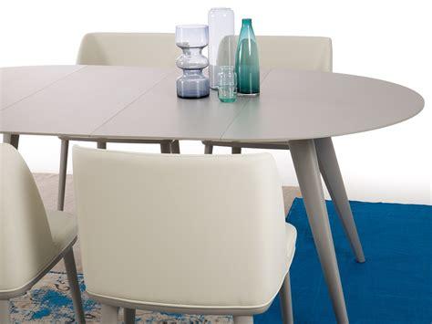 tavolo rotondo allungabile tavolo da pranzo rotondo allungabile chester homeplaneur