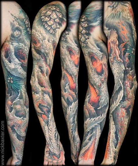 nick baxter tattoo the pine barrens by nick baxter tattoos