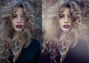 color photo editor how to edit and color fashion portraits photoshop