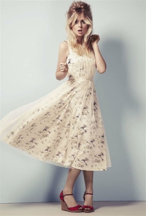 diana vintage dress 2 v by diana vickers at co uk