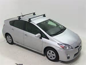 thule roof rack for toyota prius 2011 etrailer
