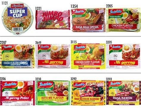 Mie Maggie Tom Yam instant noodles instant noodles among malaysian